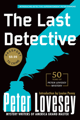 The Last Detective (A Detective Peter Diamond Mystery #1) Cover Image
