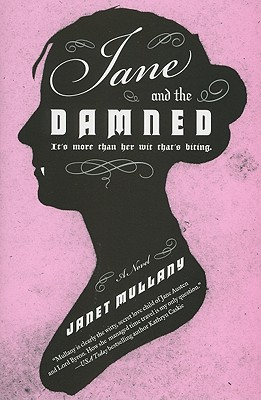 Jane and the Damned Cover