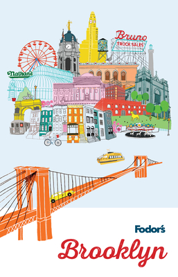 Fodor's Brooklyn (Full-Color Travel Guide #2) Cover Image