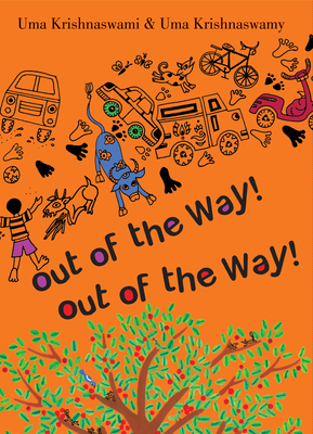 Out of the Way! Cover