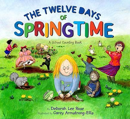 Twelve Days of Springtime Cover