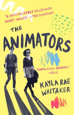 The Animators: A Novel Cover Image