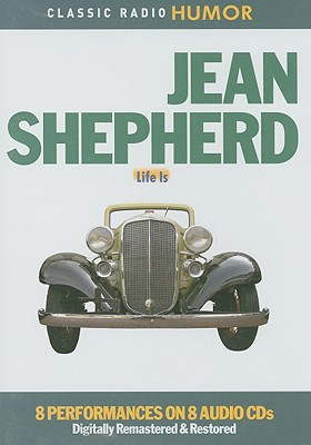 Jean Shepherd: Life Is Cover Image