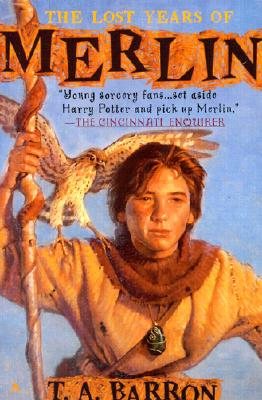 The Lost Years of Merlin (Digest) Cover Image