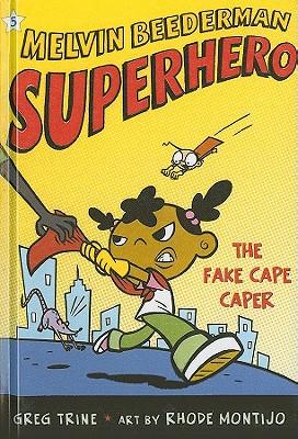 Cover for The Fake Cape Caper