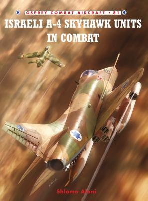Israeli A-4 Skyhawk Units in Combat Cover