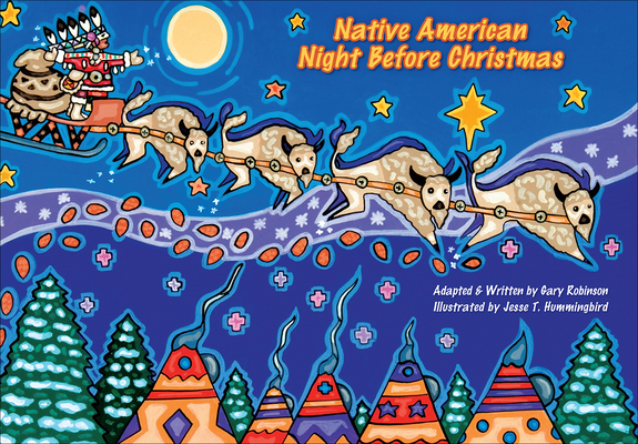 Native American Night Before Christmas Cover Image
