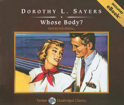 Whose Body? (Lord Peter Wimsey Mysteries) Cover Image