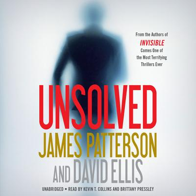 Unsolved (Invisible #2) Cover Image