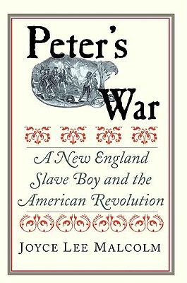 Peter's War Cover