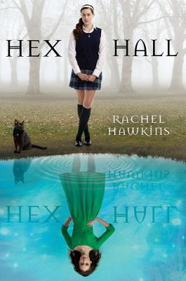 Hex Hall Book One (A Hex Hall Novel) Cover Image