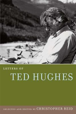 Letters of Ted Hughes Cover