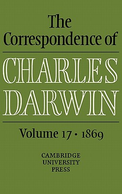 The Correspondence of Charles Darwin, Volume 17 Cover Image