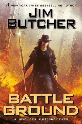 Battle Ground (Dresden Files #17)