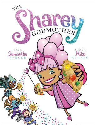 The Sharey Godmother Cover Image
