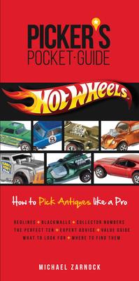 Picker's Pocket Guide Hot Wheels (Picker's Pocket Guides) Cover Image