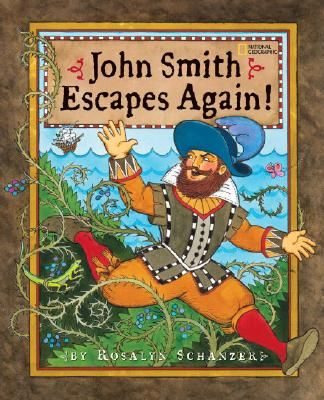 John Smith Escapes Again! Cover