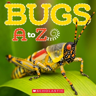Bugs A To Z Paperback The Reading Bug