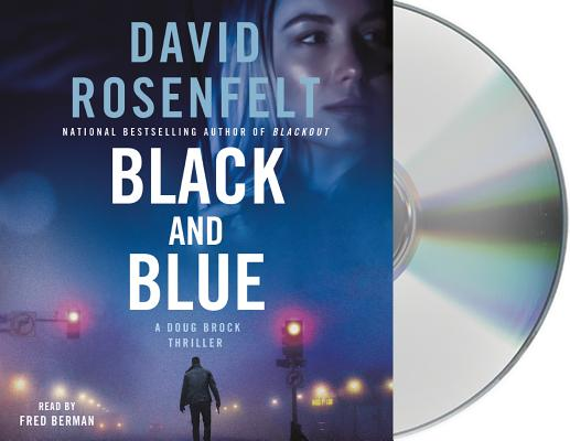 Black and Blue: A Doug Brock Thriller Cover Image