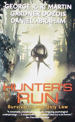 Hunter's Run Cover Image