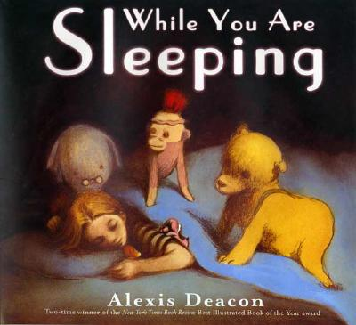 While You Are Sleeping Cover