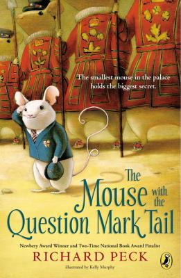 The Mouse with the Question Mark Tail Cover Image