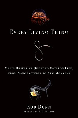 EVERY LIVING THING Cover