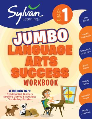 1st Grade Language Arts Success Cover