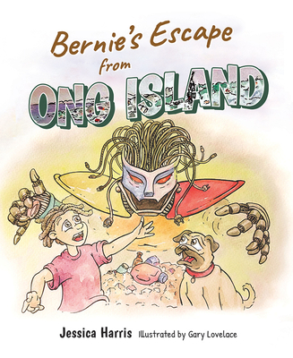 Bernie's Escape from Ong Island Cover Image