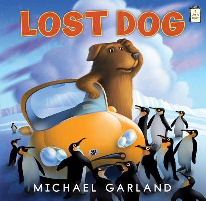 Cover for Lost Dog (I Like to Read)