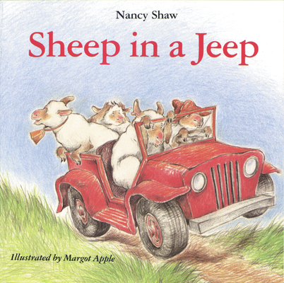 SHEEP IN A JEEP Cover Image