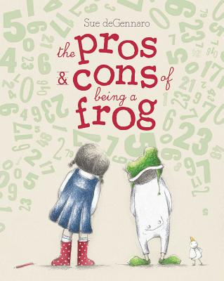 The Pros & Cons of Being a Frog Cover Image
