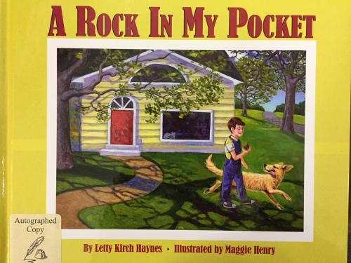 A Rock in My Pocket Cover Image