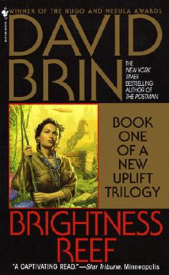 Brightness Reef (New Uplift Trilogy #1) Cover Image