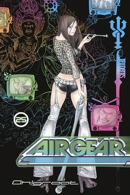 Air Gear, Volume 25 Cover