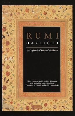 Rumi Daylight: A Daybook of Spiritual Guidance Cover Image