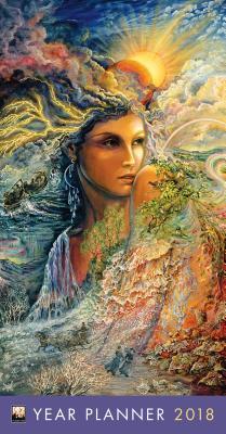 Josephine Wall - Celestial Journeys (Planner 2018) Cover Image