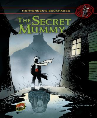 #04 the Secret Mummy Cover