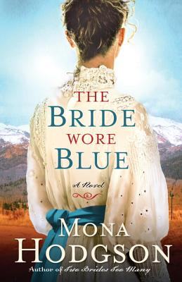 The Bride Wore Blue Cover Image