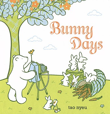 Bunny Days Cover