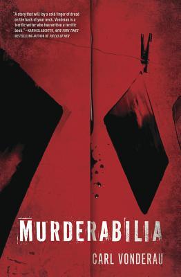 Murderabilia Cover Image