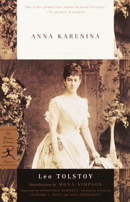 Anna Karenina (Modern Library Classics) Cover Image