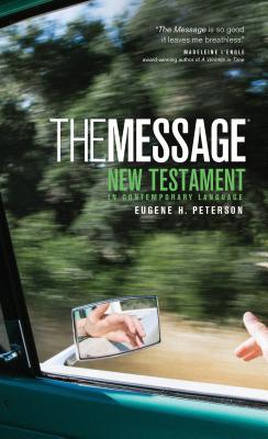 The Message New Testament-MS (Experiencing God) Cover Image