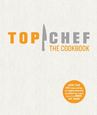 Top Chef the Cookbook Cover