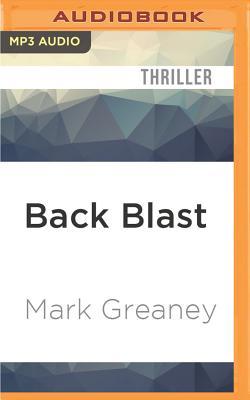 Back Blast (Gray Man #5) Cover Image