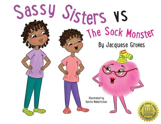 Sassy Sisters vs The Sock Monster Cover Image