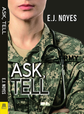 Ask, Tell Cover Image