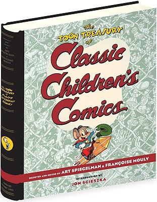 The Toon Treasury of Classic Children's Comics Cover