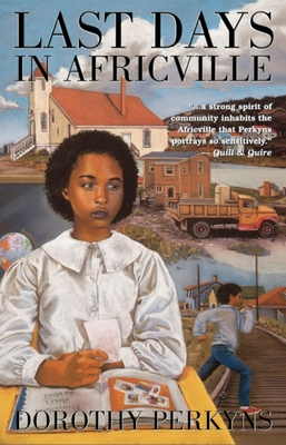 Last Days in Africville Cover Image