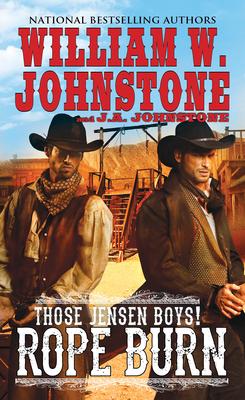 Rope Burn (Those Jensen Boys! #5) Cover Image